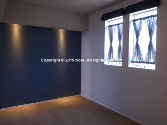 デザインハウスのカーテン K様邸 写真